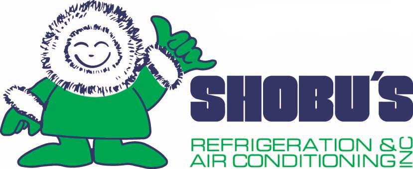 shobu's air conditioning logo